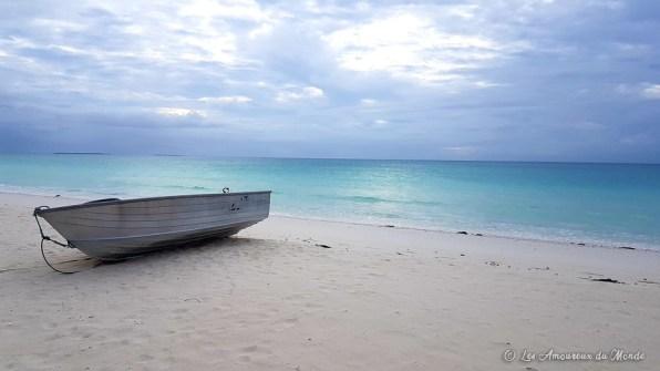 plage de Fayaoue à Ouvéa