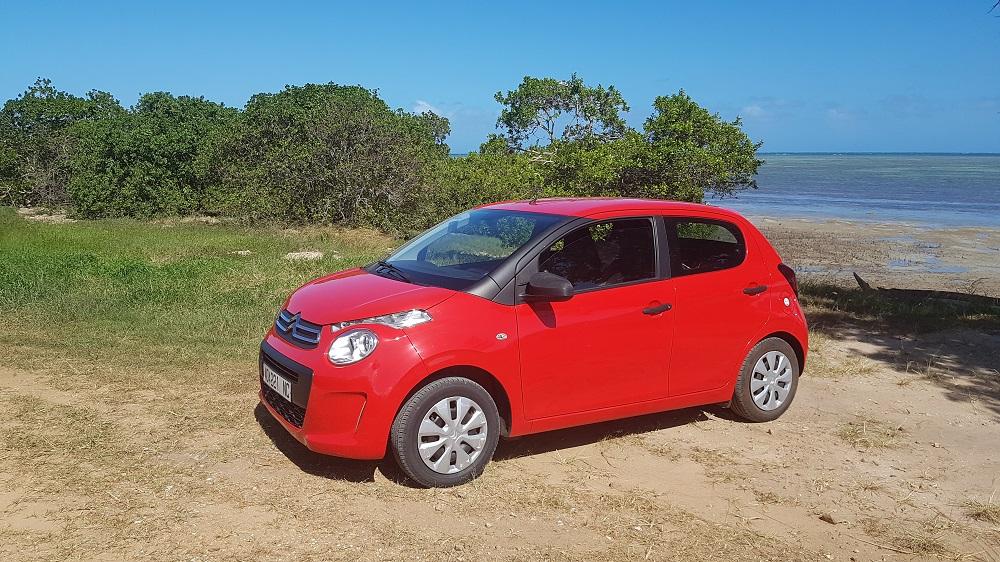 Location voiture en Nouvelle-Calédonie