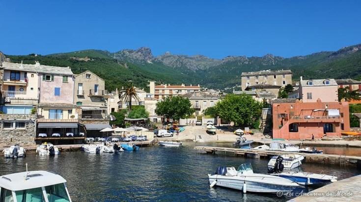 Erbalunga - Cap Corse