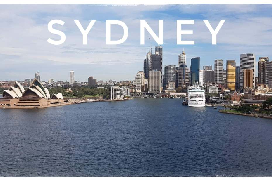 visiter Sydney en 3 jours