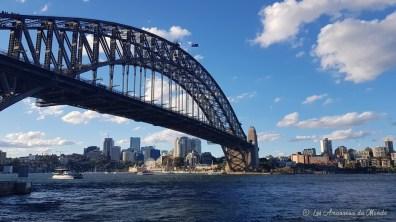 Harbour Bridge à Sydney - Australie