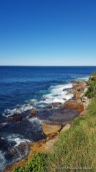 costal walk de Bondi beach à Coogee - Sydney