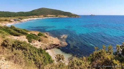 sentier des douaniers - Cap Corse