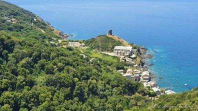 Côte Ouest du Cap Corse