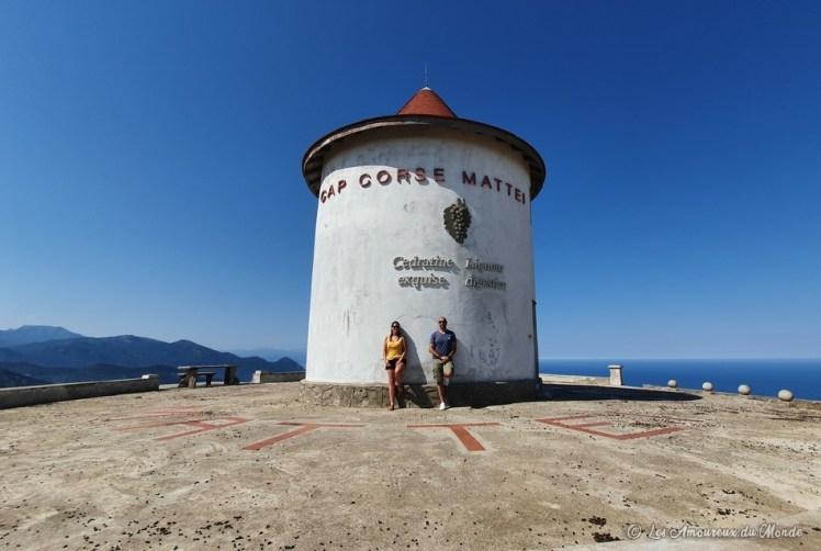 moulin de Mattei - Cap Corse