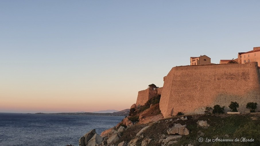 Citadelle de Calvi - Corse