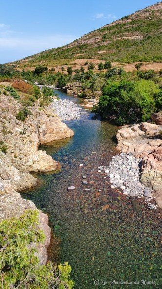Vallée du Fango - Corse