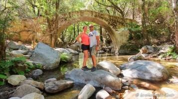 Pont de Zaglia - Gorges de Spelunca - Corse