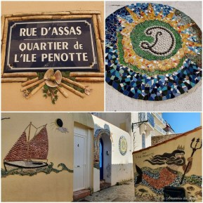 Quartier de l'île Penotte aux Sables d'Olonne