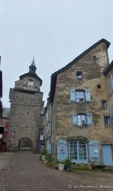 Village médiéval Besse-et-Saint-Anastaise