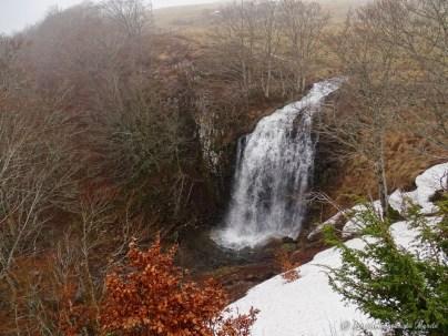 Cascade de la Barthe - Picherande - Auvergne