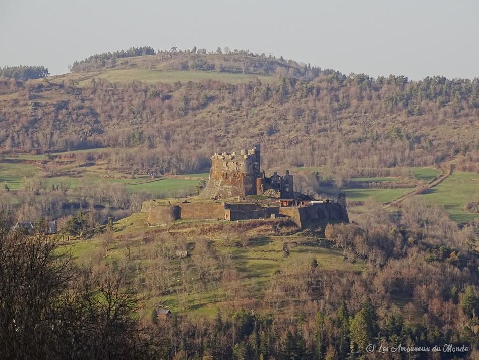 château de Murol - Auvergne