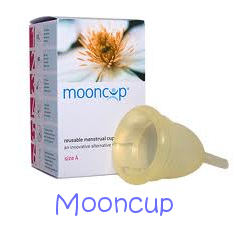 Mooncup coupe menstruelle