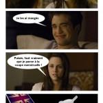 Humour sur le thème des coupelles menstruelles