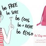 Be'cup – La coupe menstruelle bientôt en supermarché ?