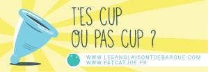 coupe ou cup menstruelle