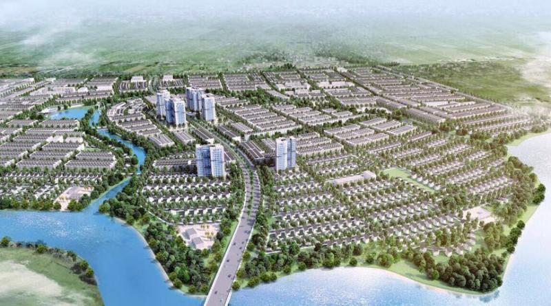Phối cảnh dự án T&T Millennia City