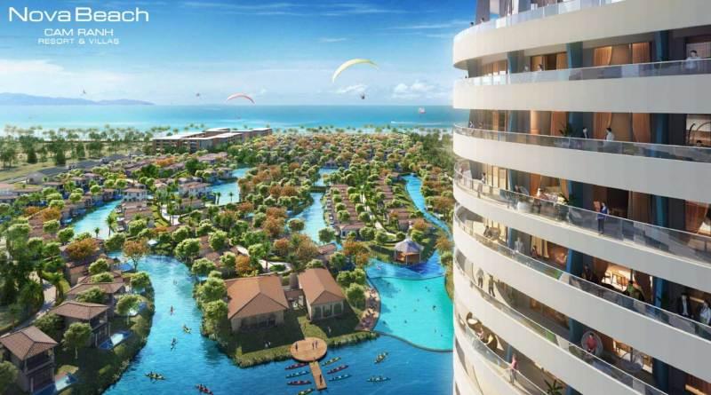 Lợi nhuận lên đến 32%/năm từ căn hộ Du Lịch NovaBeach Cam Ranh