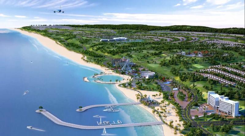 Dự án NovaWorld Phan Thiết, 3.5 tỷ/căn, 1 trệt 1 lầu (5×20)