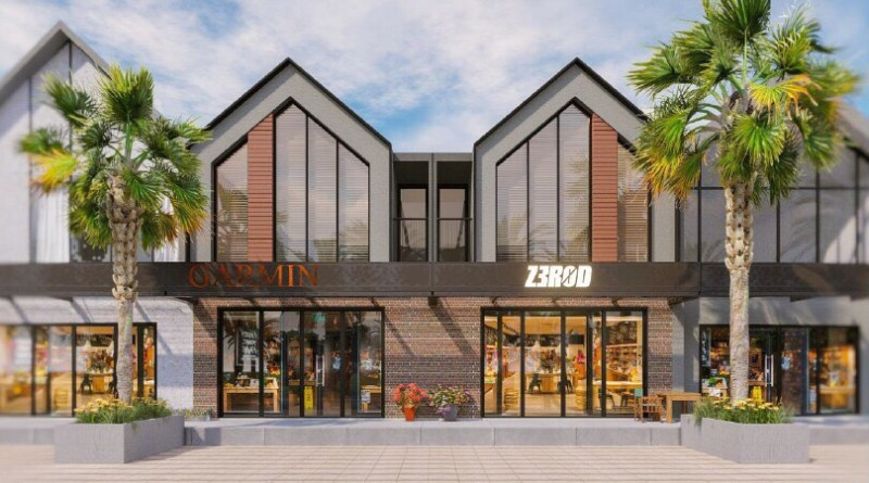 Siêu phẩm Shophouse NovaWorld Hồ Tràm – Cam kết 68 triệu/tháng