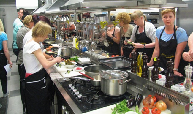 Turkish Cooking Lesson and Masterclass in Istanbul