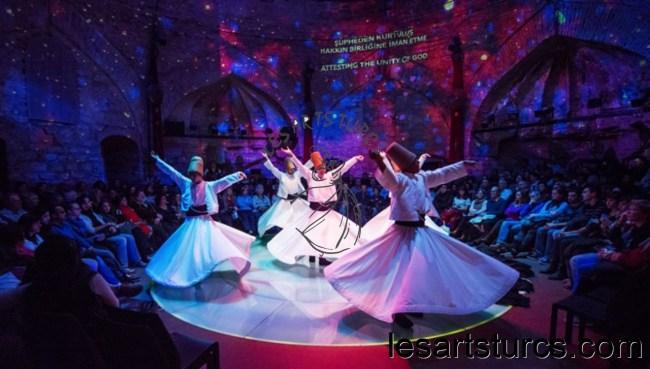 whirling dervish show ceremony ticket hodjapasha sultanahmet