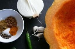 pumpkin curry LS
