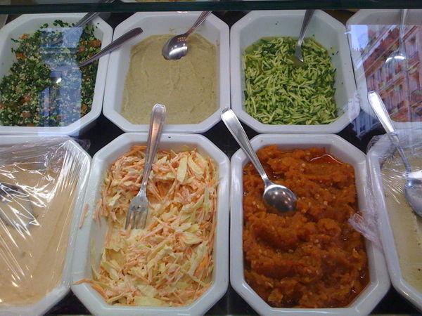 b&r salads