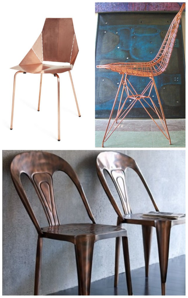 copper dream chairs