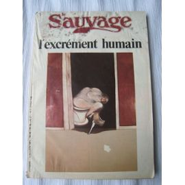 le-sauvage-n-46-l-excrement-humain-revue-872751598_ML