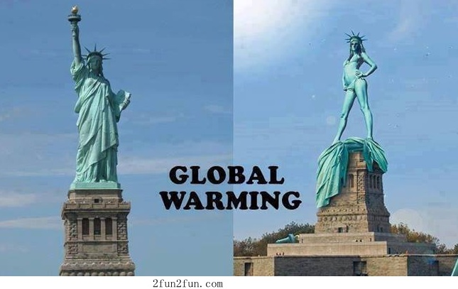 global warming liberty
