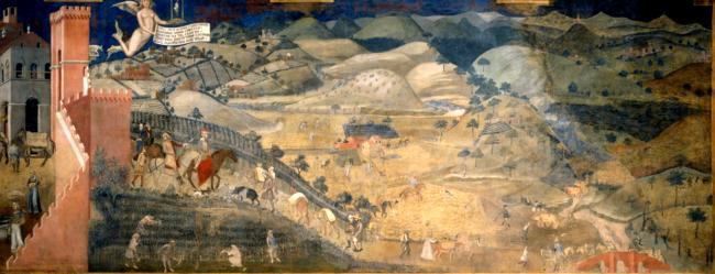 Le bon gouvernement Lorenzetti