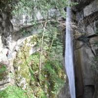 La cascade d'Angon, ou se donner envie d'un canyonning ?
