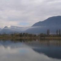 Balade au lac de Saint André, au milieu du vignoble de Chignin [En France Aussi]