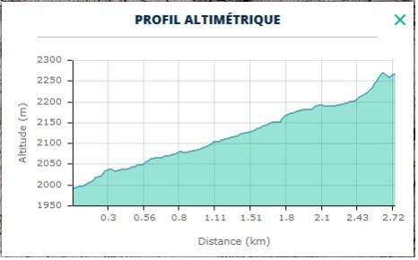 Profil Altimétrique