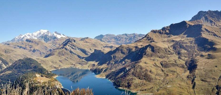 Un sommet facile et avec une vue a 360° du beaufortain : la Roche Parstire!