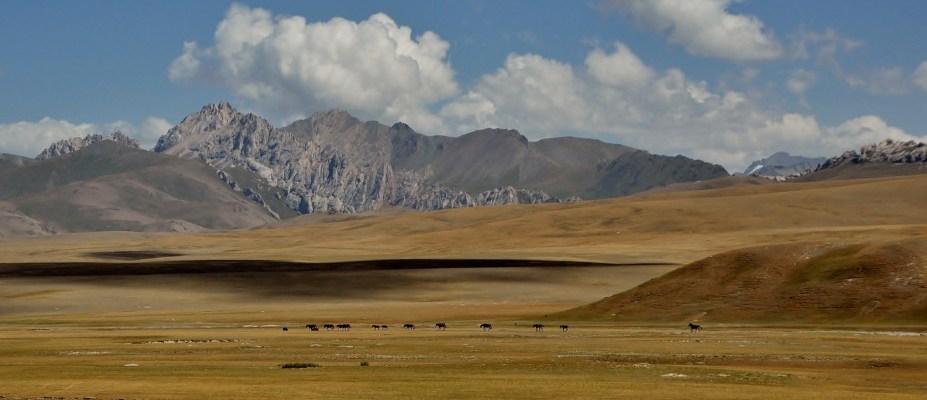 Des lacs, des chevaux, la steppe, des montagnes : le Kirghizstan en famille !