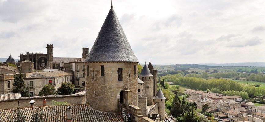 Visiter un chateau pour #EnFranceAussi ? A Carcassonne !