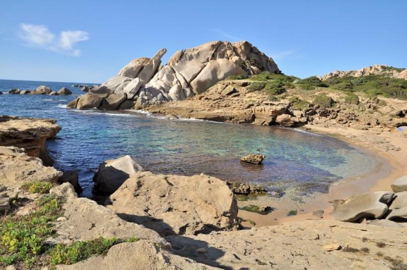 cala grande - belle plage sardaigne