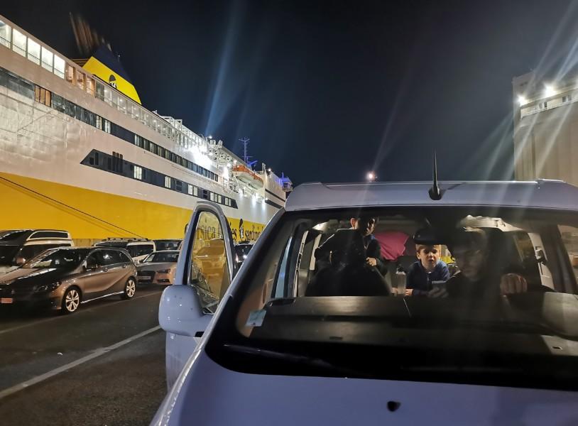 ferry pour la Sardaigne