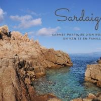 Road trip en famille en van dans le nord de la Sardaigne : carnet pratique