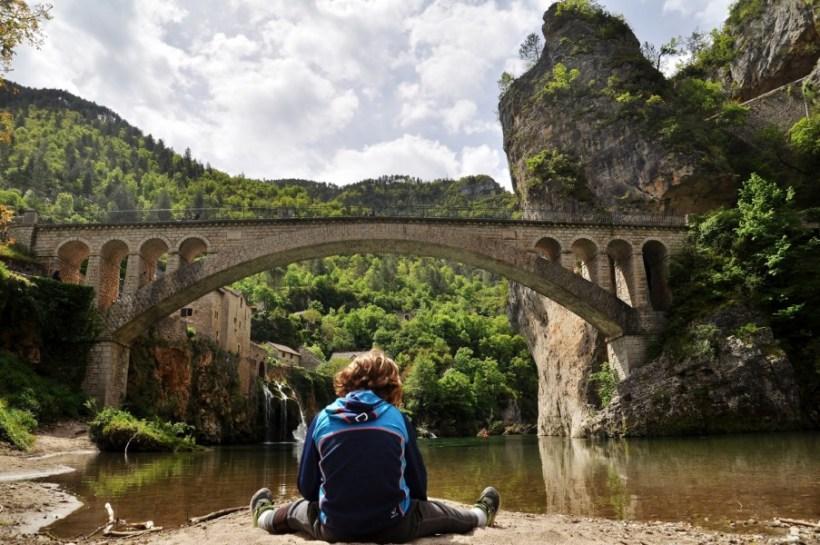 Pont de St chely du tarn