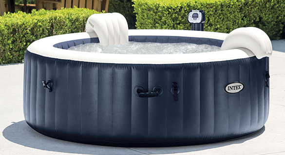 spa gonflable intex 6 places rond a