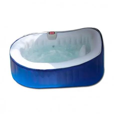spa ospazia bleu 2 places ovale as03
