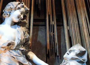Transverbération de Ste Thérèse, 17ème siècle