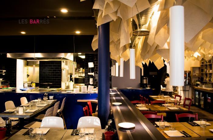 Restaurant Tapas Paris 8