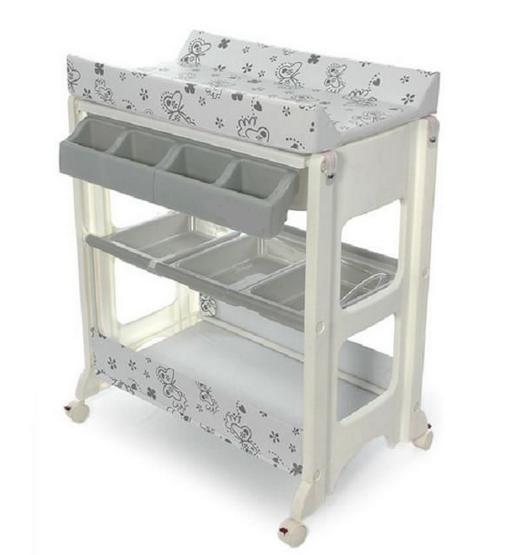 Table Langer Avec Rangements Butterfly Les Bbs Du