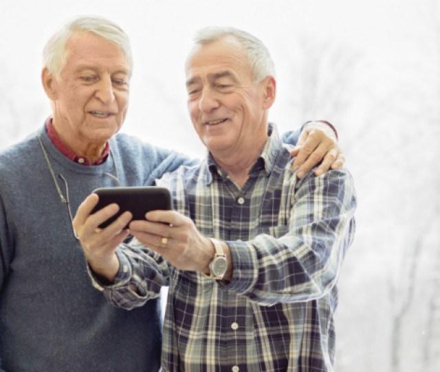 When Older Gay Men Face Internal Gay Ageism