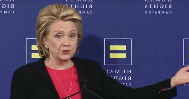 Hillary Clinton and LGBT
