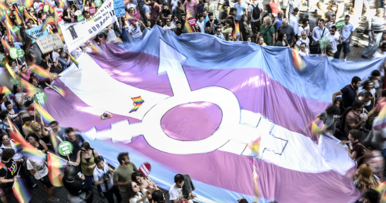 transgender health and rights